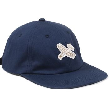 Glider Logo Navy Polo Hat - Hats - Shop | Benny Gold