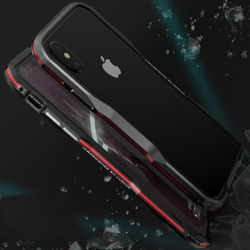 iPhone X Luxury Anti-skid Cellular Case