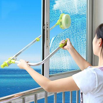 Wiper Surface Sponge Window Glass Cleaner Brush