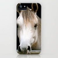 Horse 2 iPhone Case by Veronica Ventress | Society6