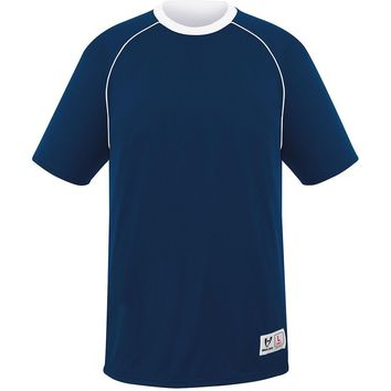 High Five 22901?Youth Conversion Reversible Jersey - Navy White