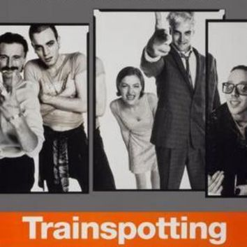 Trainspotting Movie Poster Standup 4inx6in