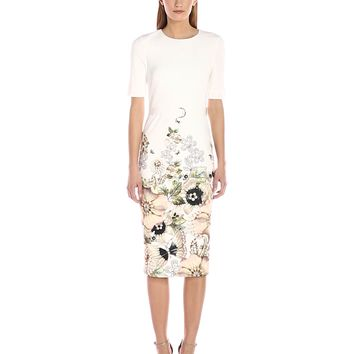 Ted Baker Women's Layli Gem Garden Bodycon Dress