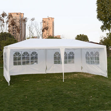 10'x20' Party Wedding Outdoor Patio Tent Canopy Heavy duty Gazebo Pavilion Event