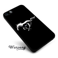 FORD MUSTANG iPhone 4s iphone 5 iphone 5s iphone 6 case, Samsung s3 samsung s4 samsung s5 note 3 note 4 case, iPod 4 5 Case