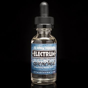 Quenched - Alloy Blends Electrum