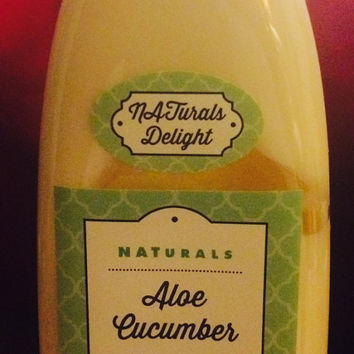 Aloe Cucumber Protein Conditioner 8oz