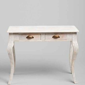 Plum & Bow Bella Desk- White One