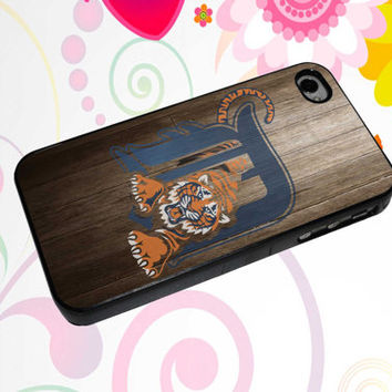 Detroit Tigers design for iphone 4/4s/5/5s/5c/6/6+ case, ipod touch 5, samsung galaxy s3/s4/s5 case