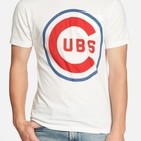 Men's Wright & Ditson 'Chicago Cubs - The Heavy' Graphic T-Shirt,