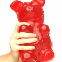 World's Largest Gummy Bear - Cherry - Whimsical & Unique Gift Ideas for the Coolest Gift Givers