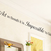 BUY ONE GET ONE FREE - Creative Decoration In House Wall Sticker. = 4799110276