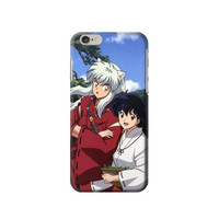 P2018 Inuyasha and Kagome Case For IPHONE 6 Plus
