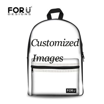 School Backpack FORUDESIGNS Galaxy Pattern School Bags for Children 3D Space Star Student Book Shoulder Bags Kids  Mochila Boys AT_48_3