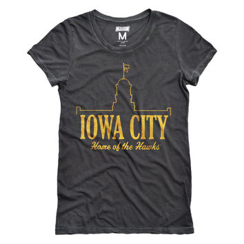 Iowa City Capital Women's T-Shirt