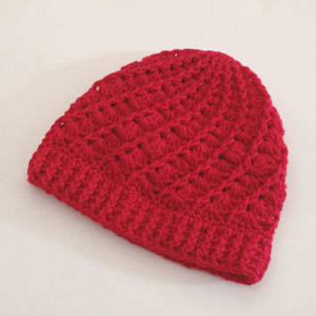 Crochet beanie, Knitted beanie, crochet winter beanie, cloche winter hat, french beret, children's hat, womens hats, toque, knit beanie