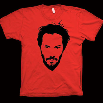 Keanu Reeves T-Shirt The Matrix, Speed, Constantine, The Animatrix , actor, cinema, movie
