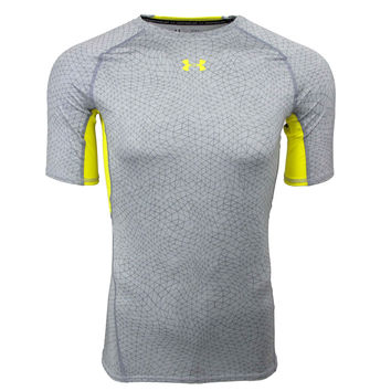 Under Armour Men's HeatGear Printed Compression T-Shirt