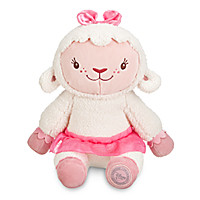 Lambie Plush - Doc McStuffins - Medium - 11''