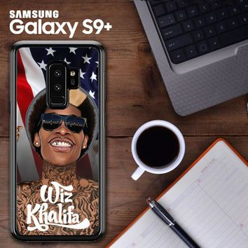 Wiz Khalifa C0106 Samsung Galaxy S9 Plus Case
