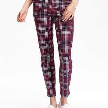 Old Navy The Pixie Mid Rise Ankle Pants