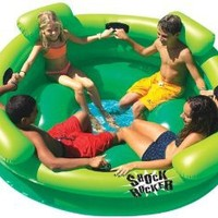 Inflatable Swimming Pool Shock Rocker, Model # 9056
