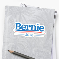 'Bernie 2020' Sticker by usvthem