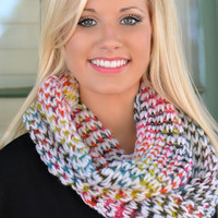 Favorite Colors Infinity Scarf