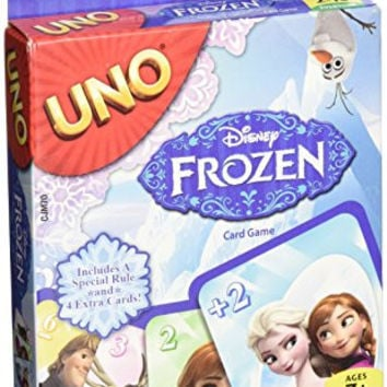 Disney Frozen UNO Card Game