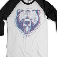 White/Black T-Shirt | Cool Design Shirts