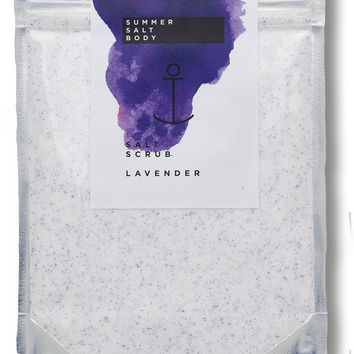 Summer Salt Body x Lavendar Scrub