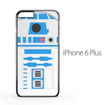 Star Wars R2D2 Body iPhone 6 Plus Case