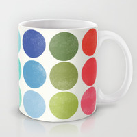 Colorplay 5 Mug by Garima Dhawan