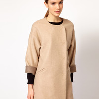 French Connection Cocoon Coat