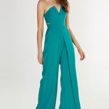 The Right Angle Tube Jumpsuit