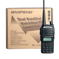 BaoFeng uv-82 Walkie Talkie Amateur Radio