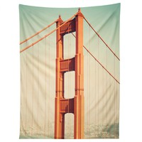 Bree Madden Golden Escape Tapestry