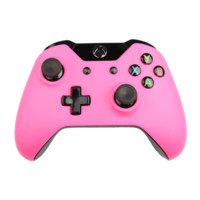 MorbidStix Pink Xbox One Controller