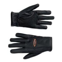 Harley-Davidson Women's Classica Full-Finger Gloves. 98305-12VW