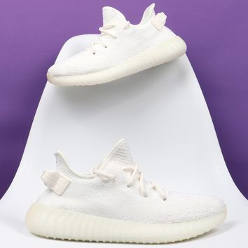 "adidas Yeezy Boost 350 V2 ""Cream"" ""Triple White"" CP9366 - Best Deal Online"