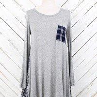 Altar'd State Preppy Plaid Swing Top | Altar'd State