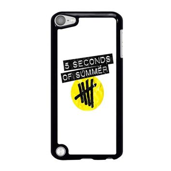5 SECONDS OF SUMMER 2 5SOS iPod Touch 5 Case Cover