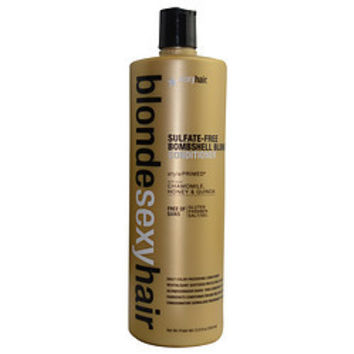 Sexy Hair Concepts Blonde Sexy Hair Sulfate-Free Bombshell Conditioner 33.8 Oz