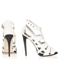 RAFFERTY High Gladiator Sandal - Heels - Shoes - Topshop USA