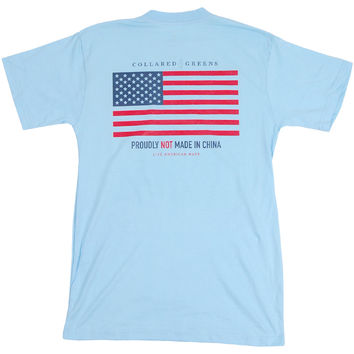 Not Made in China Short Sleeve T-Shirt