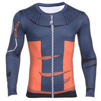 Teen Naruto - Mens Skin Long Sleeve