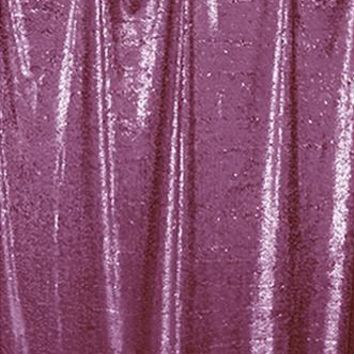Dark Purple Pink Maroon Sequins Background Backdrop - AB696