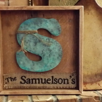 Letter Wall Decor, Wood Sign, Reclaimed Wood, Home Decor, Sign, Rustic Decor, Pallet, Custom Sign, Art, Personalized, Re-purposed, Name