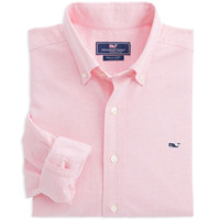 Solid Oxford Classic Whale Shirt