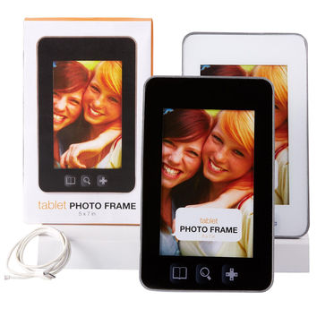 Tablet Photo Frame